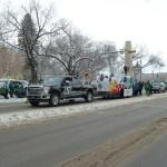The NAIG Truck and Float / L'automobile et la char des JAAN