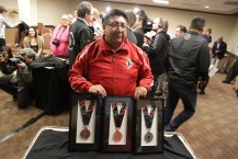Saskatchewan First Nation CDC Association Chair, Stan Bobb