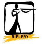 RIFLERY