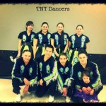 TNT square dancers